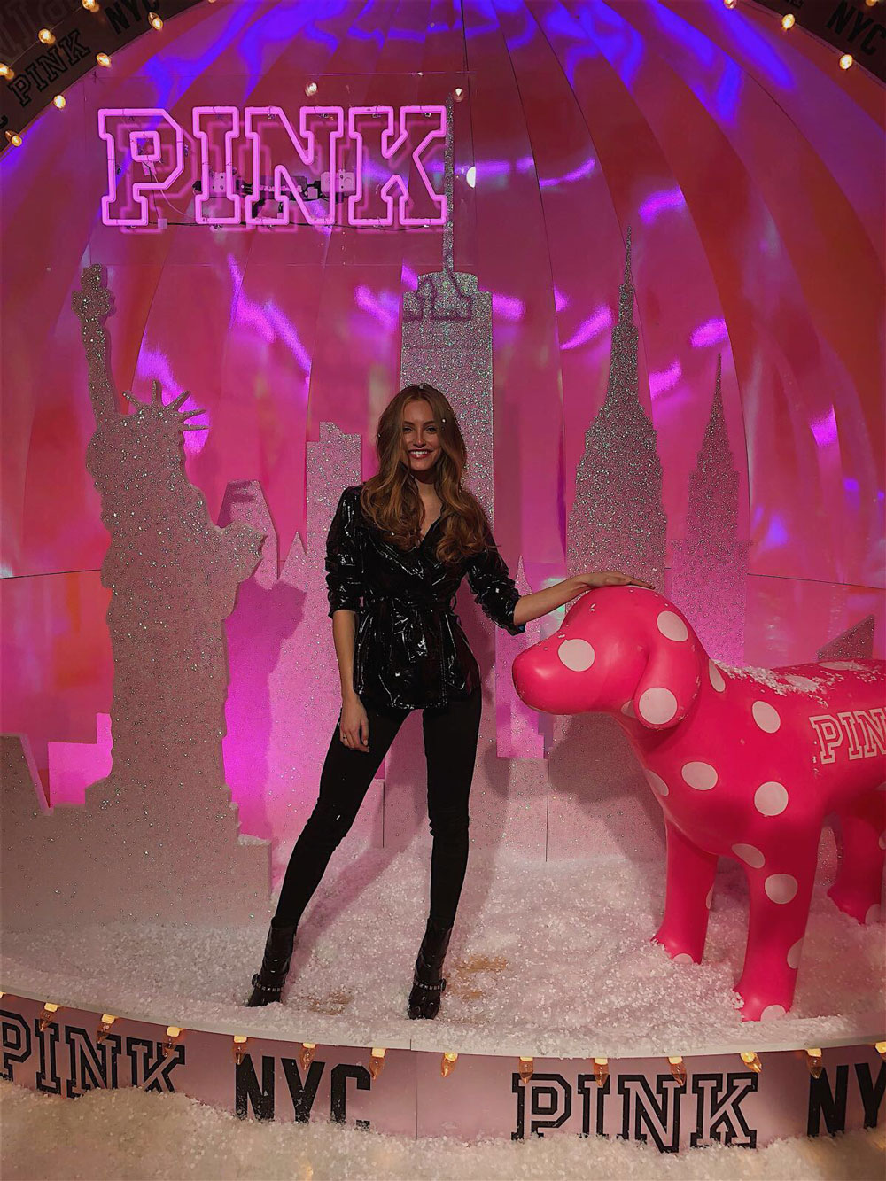 Victoria's Secret PINK Party New York